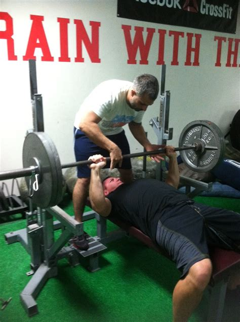 pat o donnell bench press fort myers florida crossfit thoroughbreds estero bonita