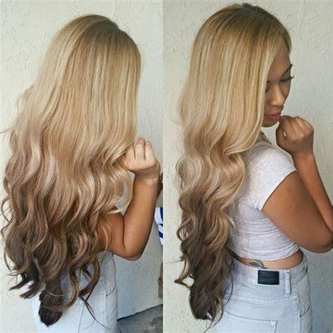 short hair w reverse ombre hair reverse ombre odpowiednik klasycznego ombre dla blondynek