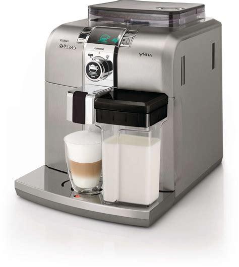 Coffee Maker Philips Saeco syntia automatic espresso machine hd8838 47 saeco