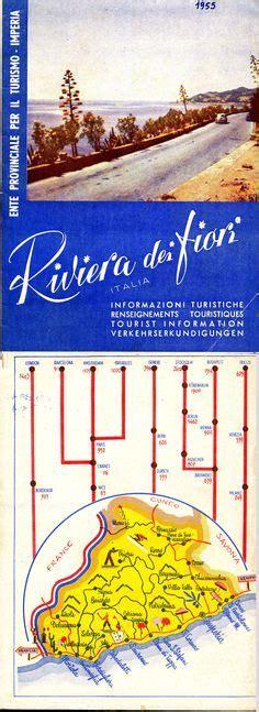 azienda autonoma di soggiorno rimini d 233 pliant promozionale relativo a sestri levante anni 60