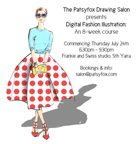 fashion illustration classes patsyfox an illustrated fashion by angie r 233 he