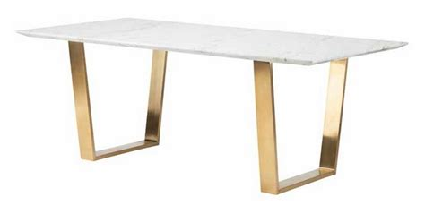 rn 139d dining table with white marble top