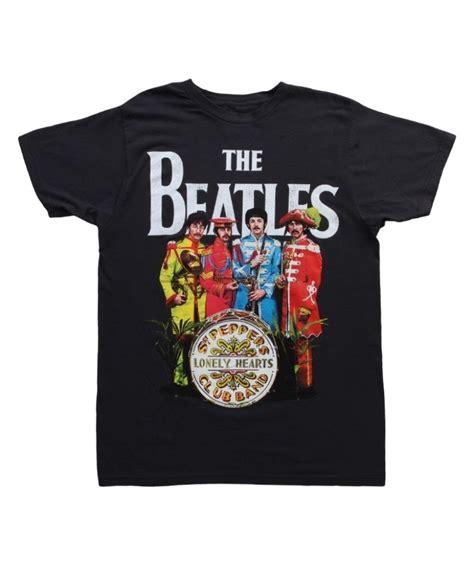 The Beatles Tees T Shirt beatles sgt pepper t shirt