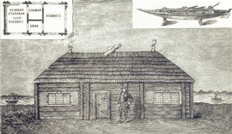 when was the first house built first house built in st petersburg