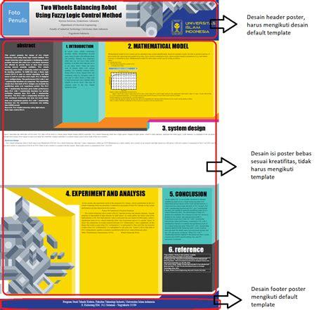 email uii ketentuan poster untuk ujian skripsi electrical