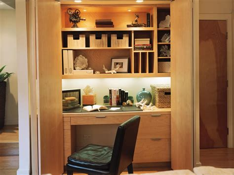 Home Office Closet Photos Hgtv