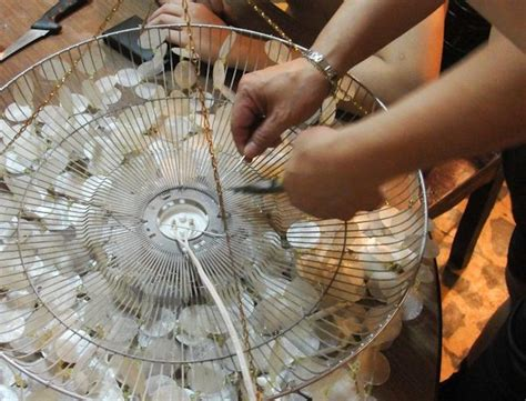 Diy Chandelier Kit 19 Best Images About Shell Arrangements On Pinterest Trees Sea Shells And Squares