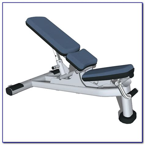 life fitness bench press self spotting bench press bar weight bench 53626