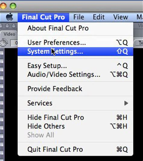 final cut pro how to render render file problems in final cut pro
