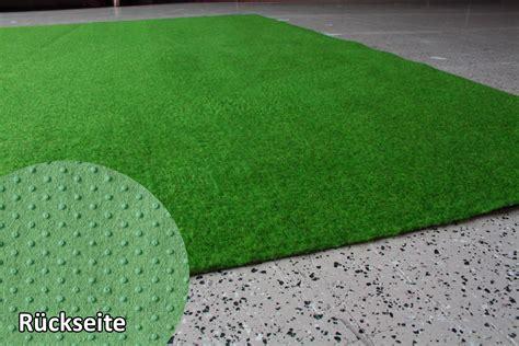 rasen teppich rasenteppich kunstrasen standard gr 252 n 4 m breite velours weich