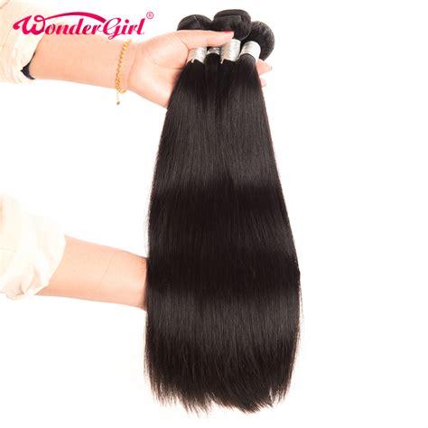 can remy hair be dyed wonder girl peruvian hair straight human hair bundles can