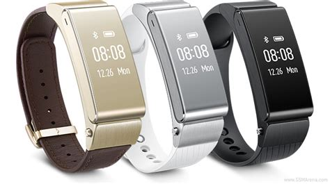 Talkband B2 Huawei huawei talkband b2 launches this week brings smarter fitness tracking for 180