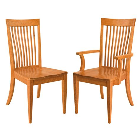 Diego Chairs by Denison Dining Table Amish Dining Tables Amish Furniture Shipshewana Furniture Co