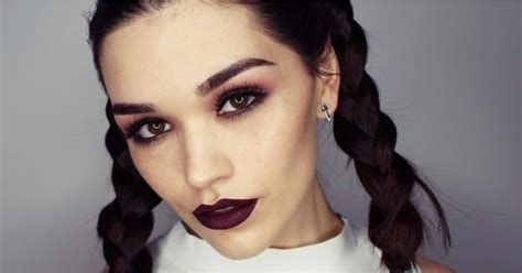 makeup grunge grunge makeup tutorials popsugar