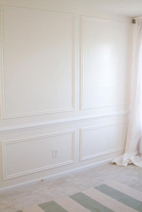 Frame And Panel Wainscoting Best 25 Picture Frame Wainscoting Ideas On