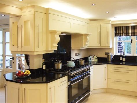 pictures of kitchens with cream cabinets cream kitchen cabinet for classy and country house traba