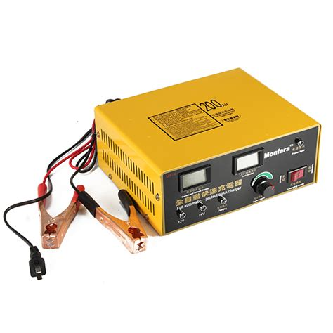 cost of car battery charger original 12v 24v 600w automatic electric car battery