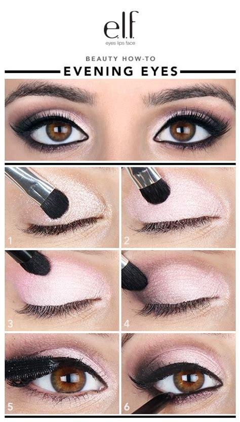 pink brown eyeshadow pink and brown eyeshadow tutorial www imgkid the