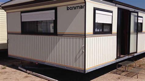 la 3 mobile mobil home benimar 11x4 m 3 dormitorios
