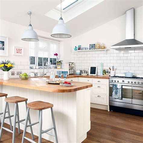kitchen diner lighting ideas kitchens housetohome co uk