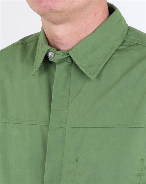 Caterpillar Le 111 21 134 fjallraven greenland shirt jacket fern mens shirt