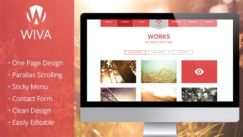 muse parallax templates free and premium responsive adobe muse templates