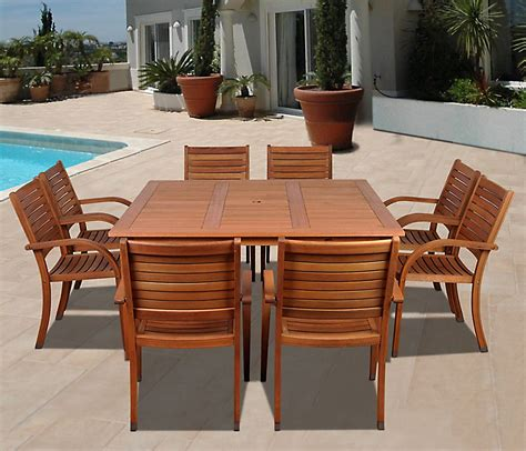 Kmart Patio Dining Sets Keisha 9pc Outdoor Dining Set Coventry 9 Oakland Living 9 Pc Kmart Patio Dining Set Mpfmpf
