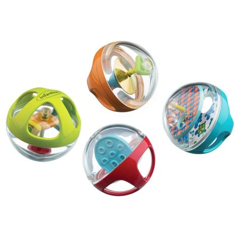 Infantino Sensory Pals Baby sensory peek and play activity balls infantino baby