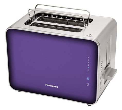 6 Slice Toasters Amazon Com Panasonic Nt Zp1v Breakfast Collection 2 Slice
