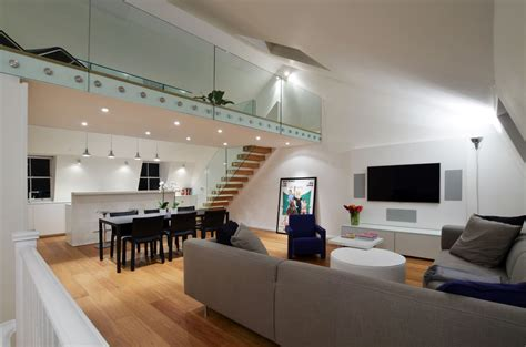 contemporary maisonette apartment   grade ii listed