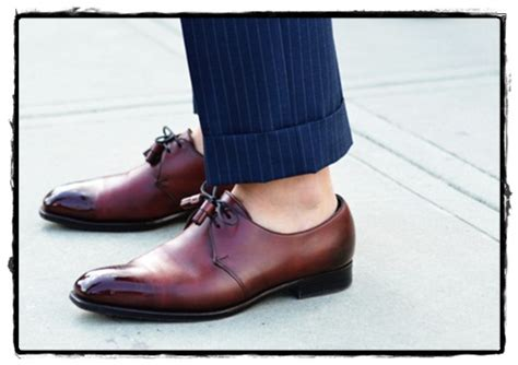 dress shoes no socks should you wear a suit with no socks my dapper self