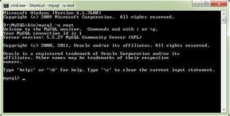 Mysql Skip Grant Tables by Reset Password Root Mysql Konsultasi It