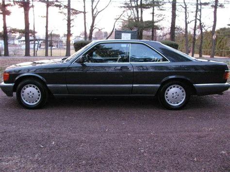 1991 mercedes 560sec german cars for sale