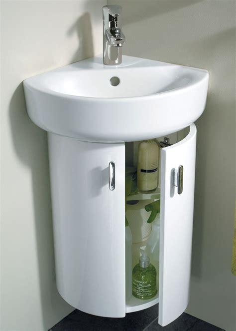 corner pedestal sinks  small bathrooms homewallpaper