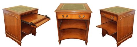 Reproduction Computer Desk Computer Desks Klassiska Engelska M 246 Bler