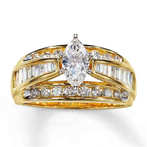 Yellow Gold Engagement Rings Yellow Gold Engagement Rings by Yellow Gold Marquise Engagement Rings Wedding And Bridal