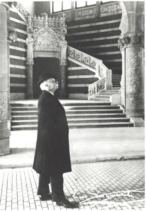 biografia lluis domenech i montaner el hospital modernista sant pau recinte modernista