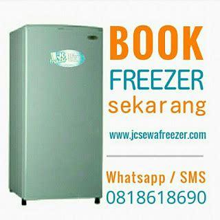 Daftar Sewa Freezer Asi jc sewa freezer sewa freezer asi ready stock jakarta