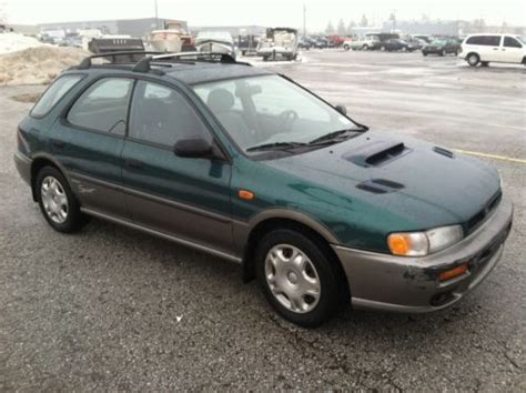 tan subaru find used 1998 subaru impreza outback wagon 4 door 2 2l in