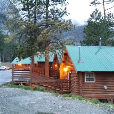 Cabins At Mt Charleston by Mt Charleston Lodge Restaurant American Traditional