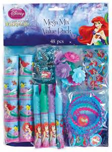 Ariel Favors by Mermaid Favor Pack 48 Ariel