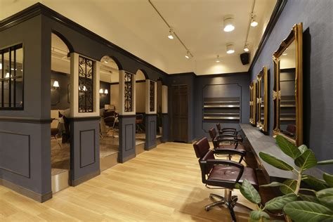 interior design for salon salon interior design ideas chairs mirrors space decor japan designs