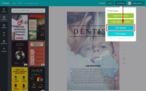canva career canva career poster project digital pathways art