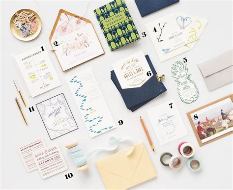 Push the Envelope with Creative Wedding Invitation