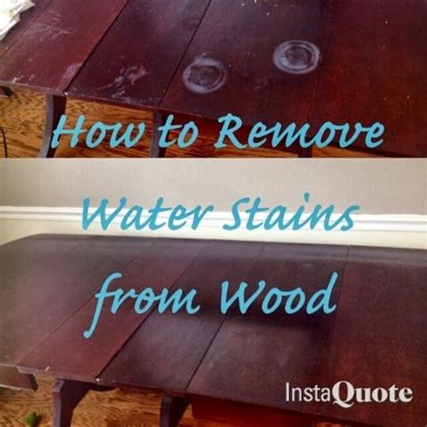 How To Get Water Stains Out Of A Mattress by 1000 Images About Tips Tricks Repair It On