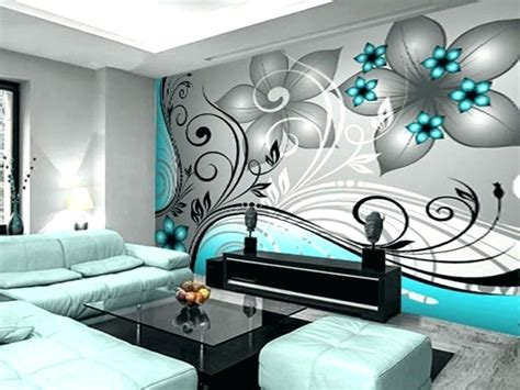 Grey Yellow And Teal Bedroom by Teal Bedroom Wallpaper Www Indiepedia Org