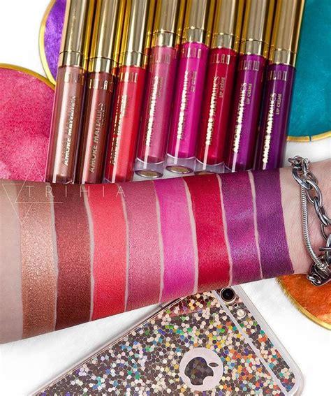 Milani Mattallics Lip Creme Dramatic 1843 best images about makeup hair nails on
