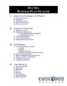 Free Studio Business Plan Template by Executive Summary For Salon And Spa Studio Design