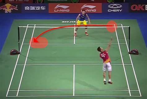 Buku Pintar Tenis Meja Ka tips cara melakukan pukulan dropshot dalam bulutangkis
