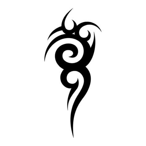 gambar tato di punggung tribal kumpulan gambar tato tribal unik keren dan artistik